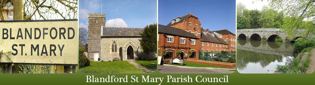 Header Image for Blandford St Mary Parish Council